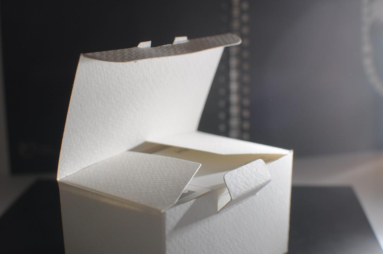 inpakmachine voor dozen