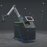 cobot samenstellen bij twin-tech engineering