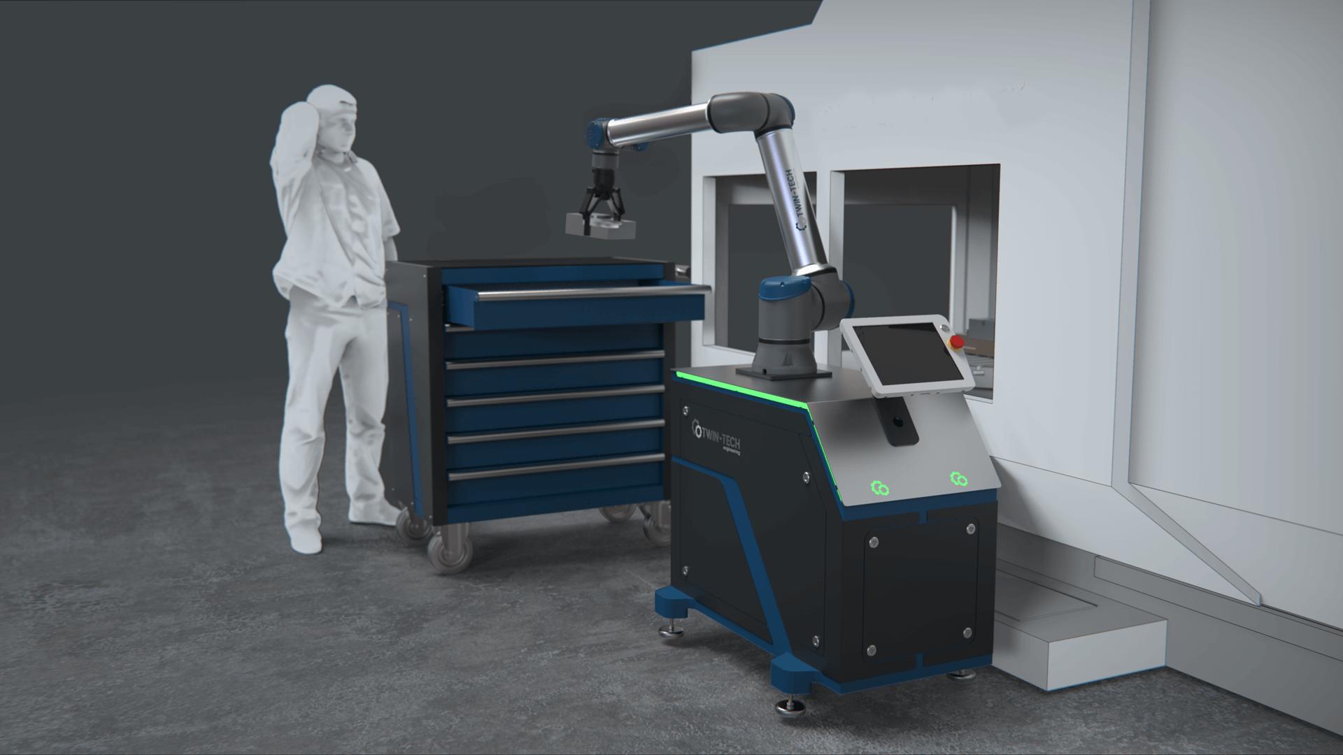 cobot design bij twin-tech engineering